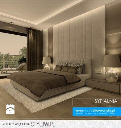 Sypialnia - aranżacje, pomysły, inspiracje - Homebook na ...