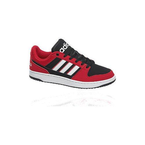 Deichmann buty męskie Adidas Dineties Lo czerwone
