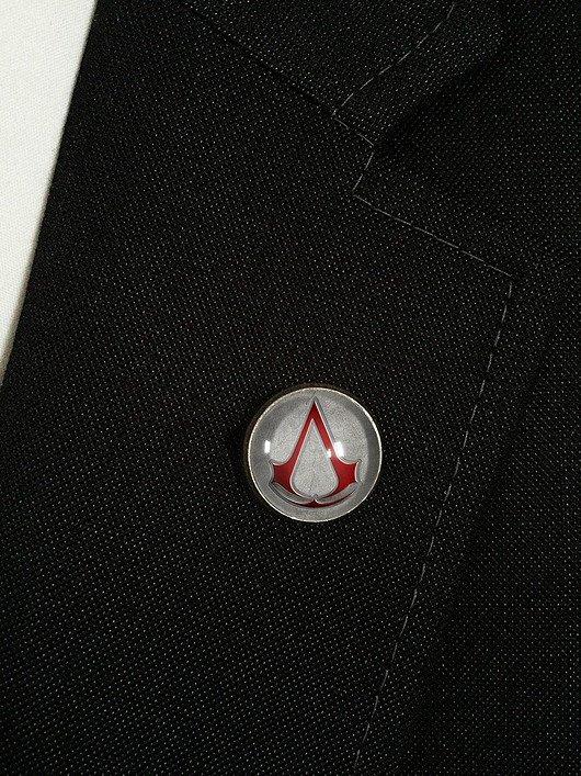 Assassin's Creed spinki do mankietów 0268 akcesoria