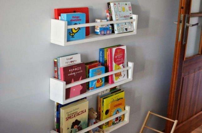 Archiwalne: Bekvam IKEA uchwyt na przyprawy półka na k… na