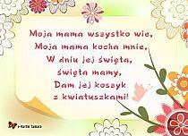 Wierszyki I życzenia Na Dzień Matki I Ojca Na Stylowipl