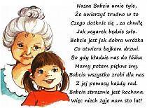 Wierszyki I życzenia W Dniu Babci I Dziadka Na Stylowipl