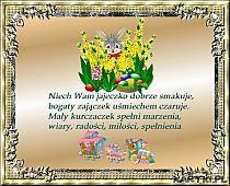 Wierszyki I życzenia Na Wielkanoc Na Stylowipl